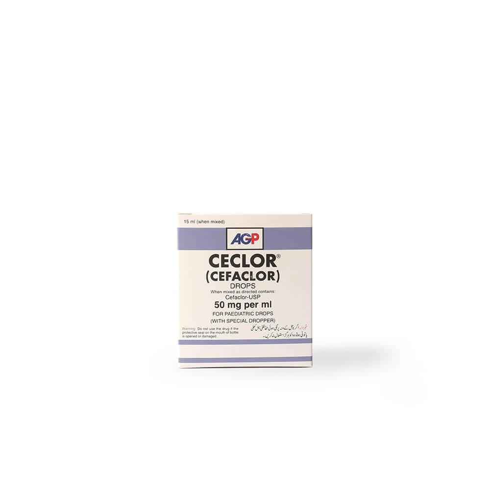 Ceclor 50mg (15ml)
