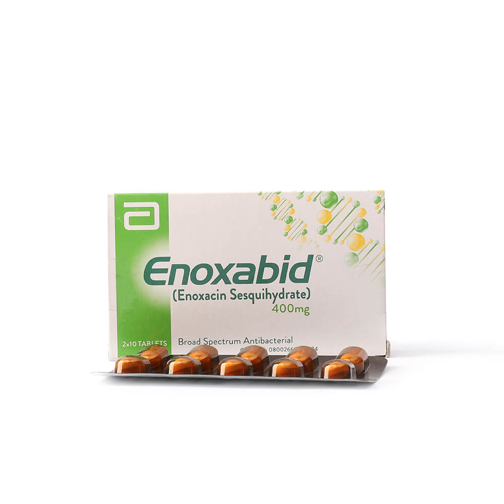 Enoxabid 400mg