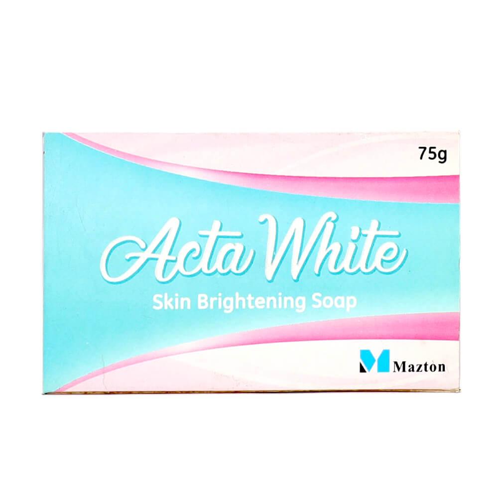 Acta White Bar 75g