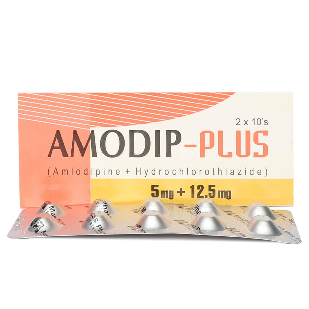 Amodip-Plus 5mg/12.5mg