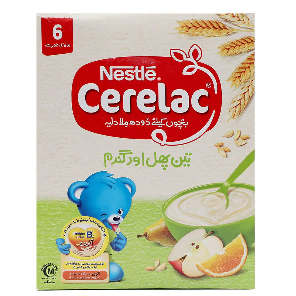 Cerelac-3 Fruit 175g