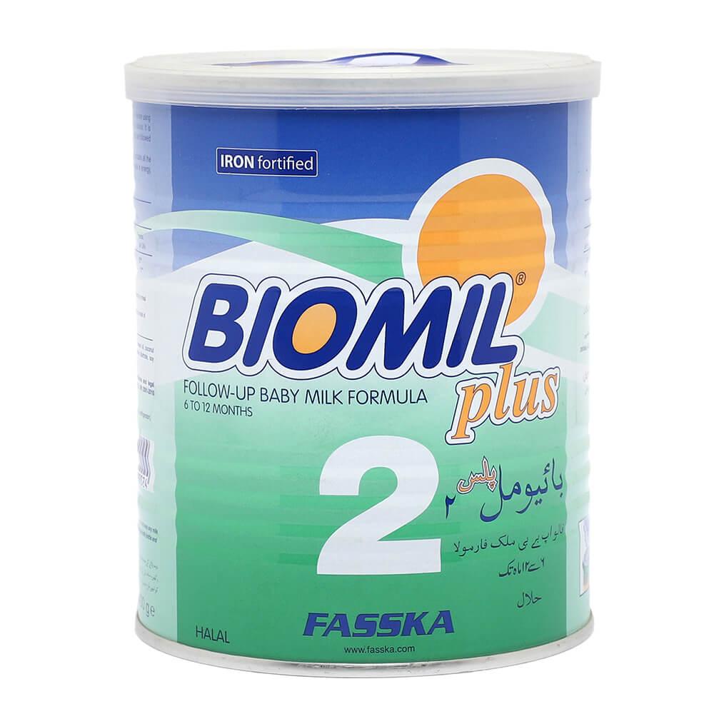 Biomil Plus 2 450g