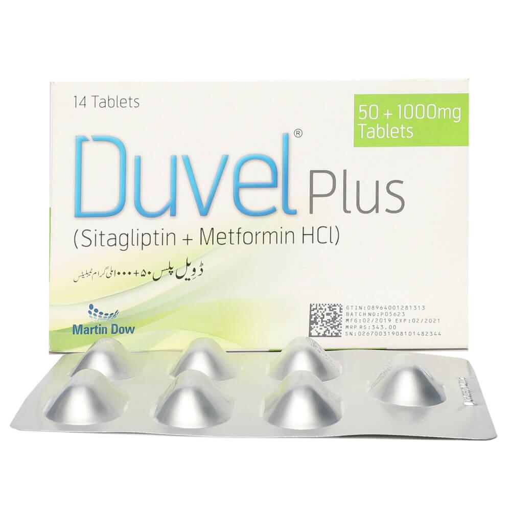 Duvel Plus 50/1000mg