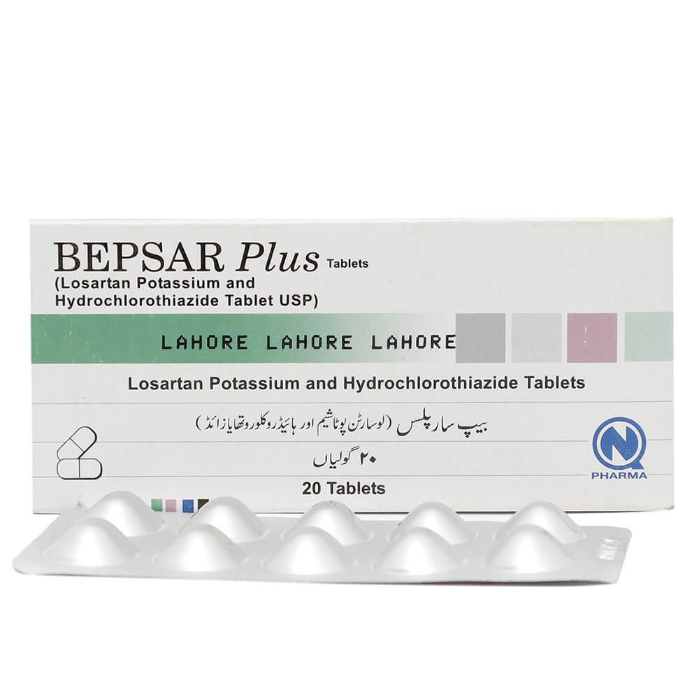 Bepsar Plus 50/12.5mg