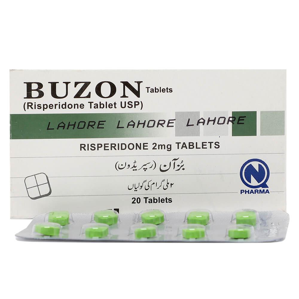 Buzon 2mg