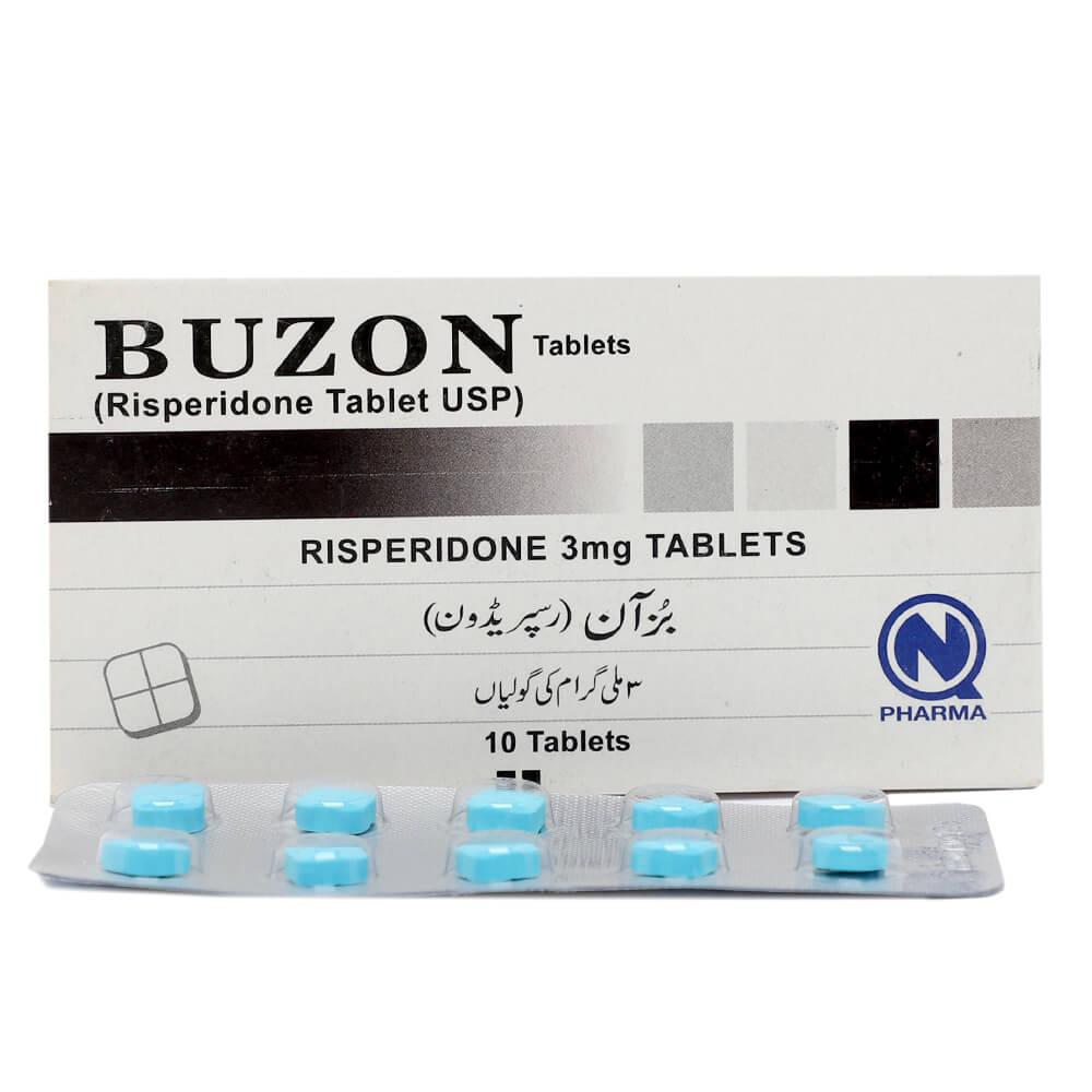 Buzon 3mg