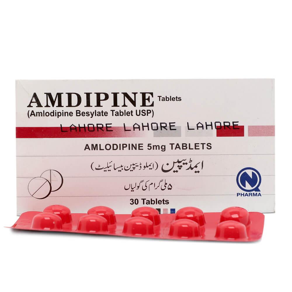 Amdipine 5mg