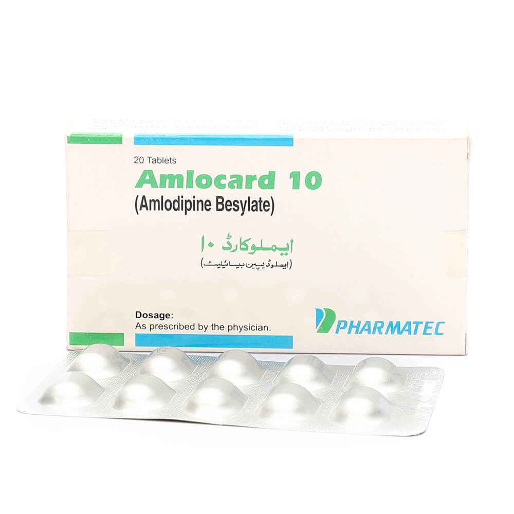 Amlocard 10mg