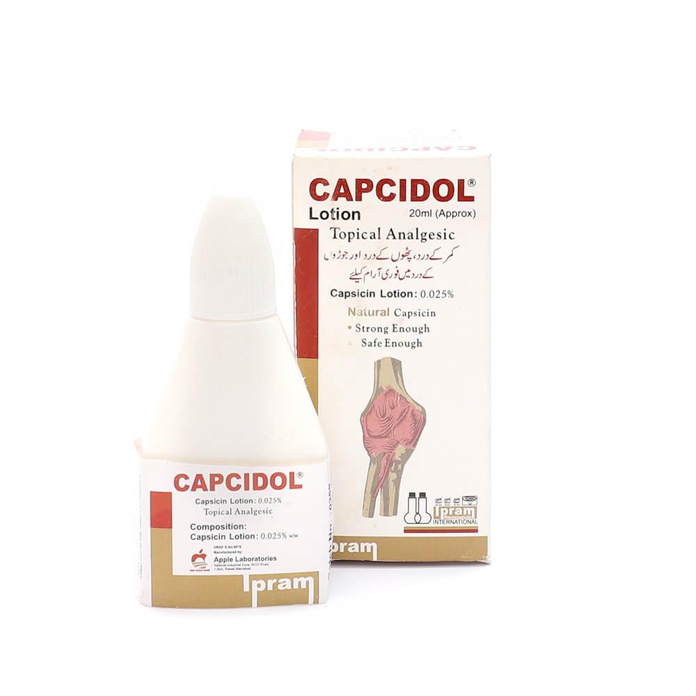 Capcidol 20ml
