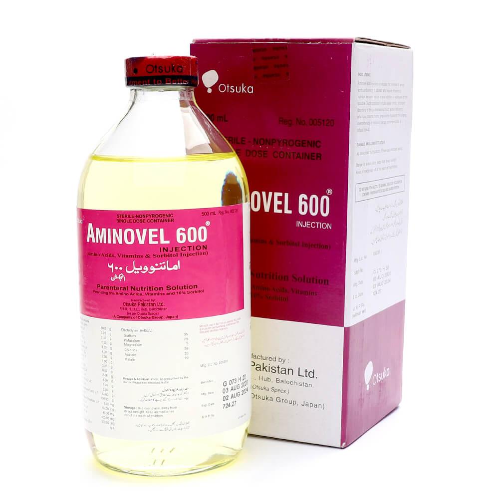 Aminovel-600 500ml