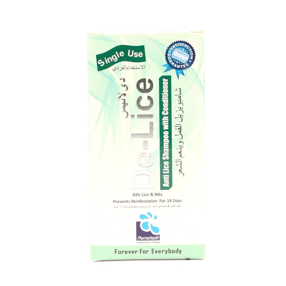 De-Lice Shampoo 60ml