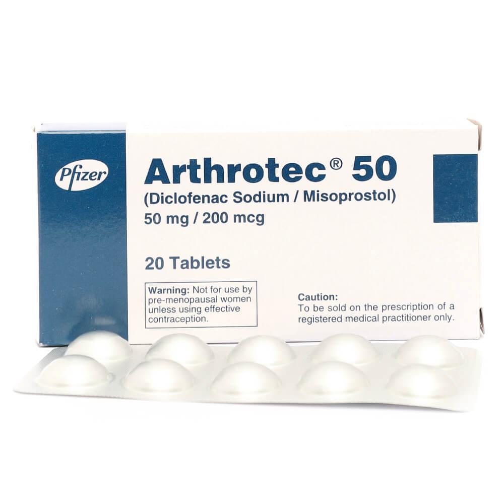 Arthrotec 50mg