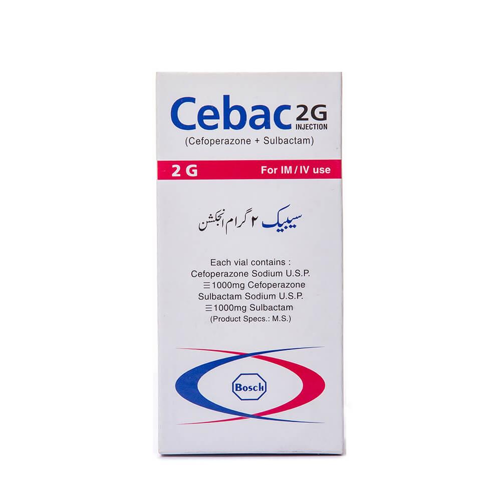 Cebac 2g