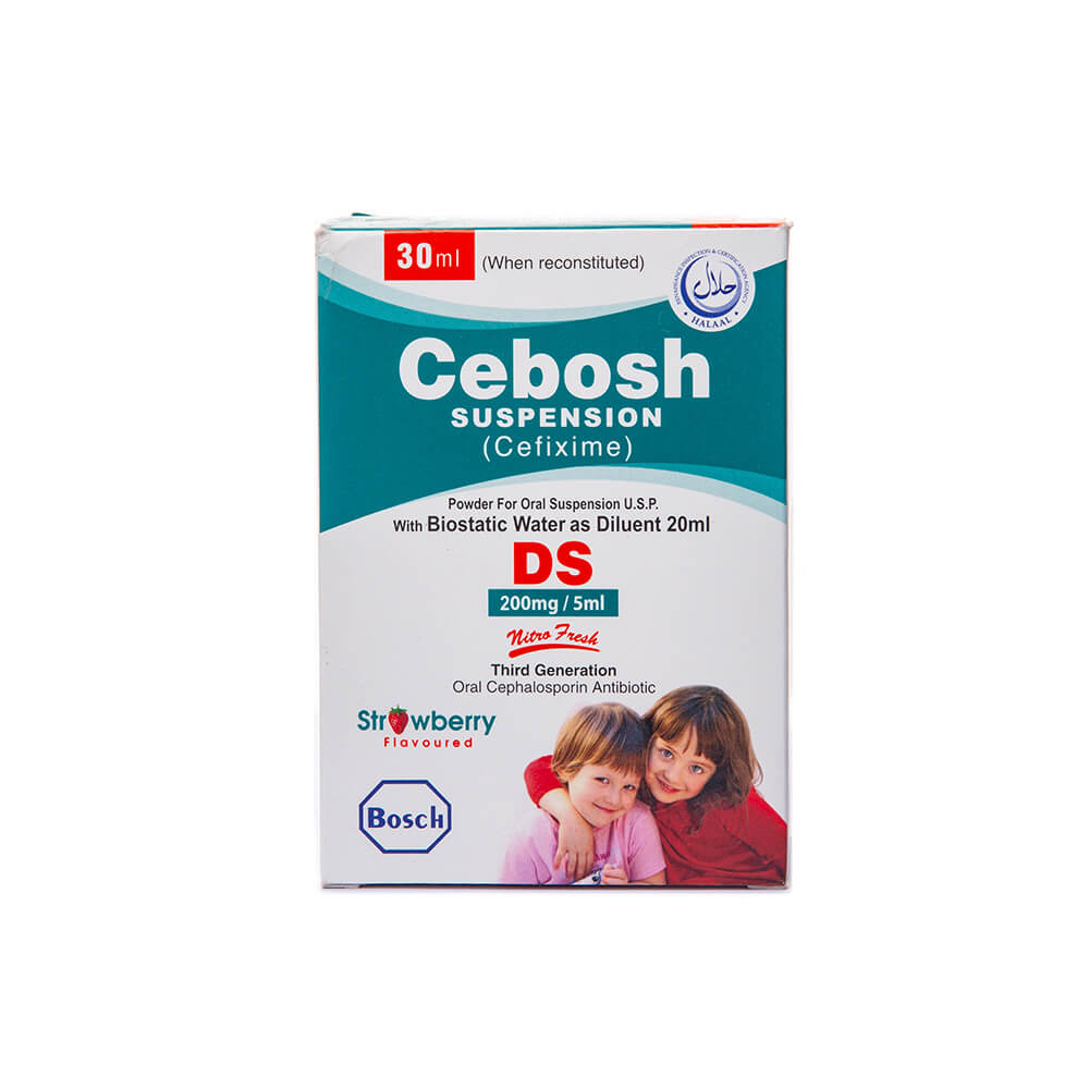 CEBOSH 200mg DS 30ml