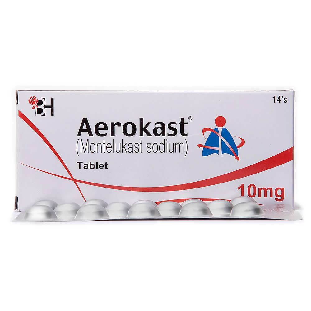 Aerokast 10mg