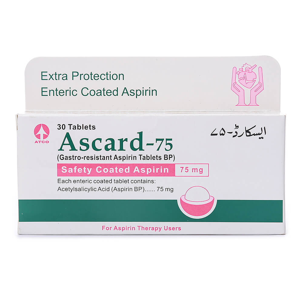 Ascard 75mg