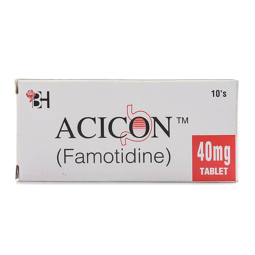 Acicon 40mg