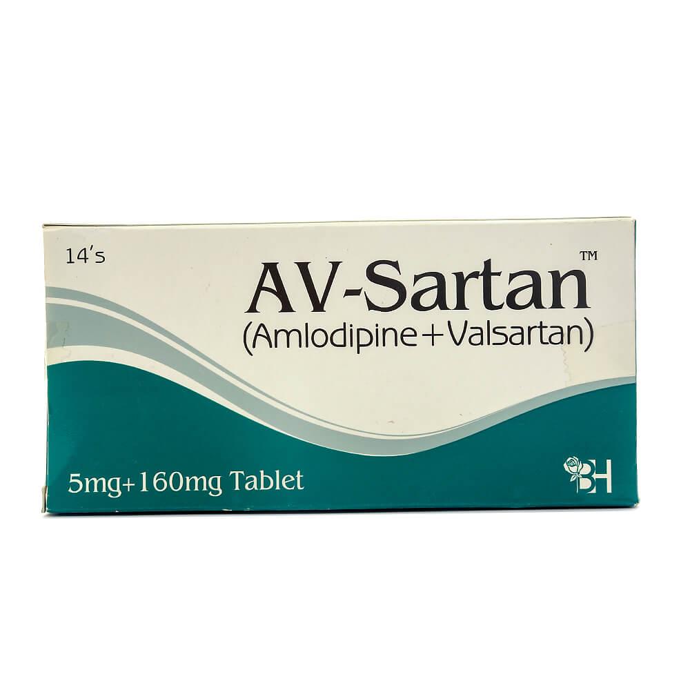 Av-Sartan 5/160mg