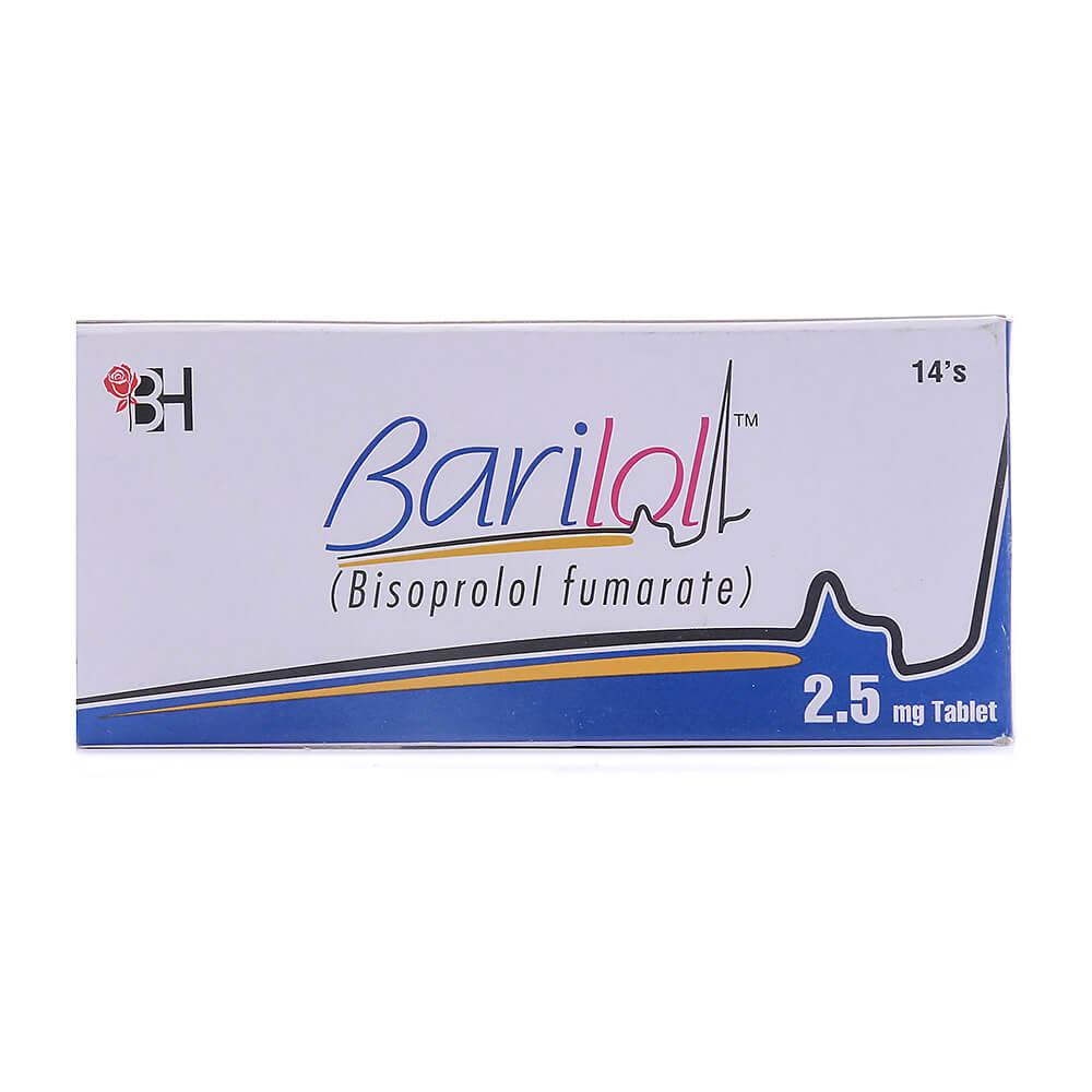 Barilol 2.5mg