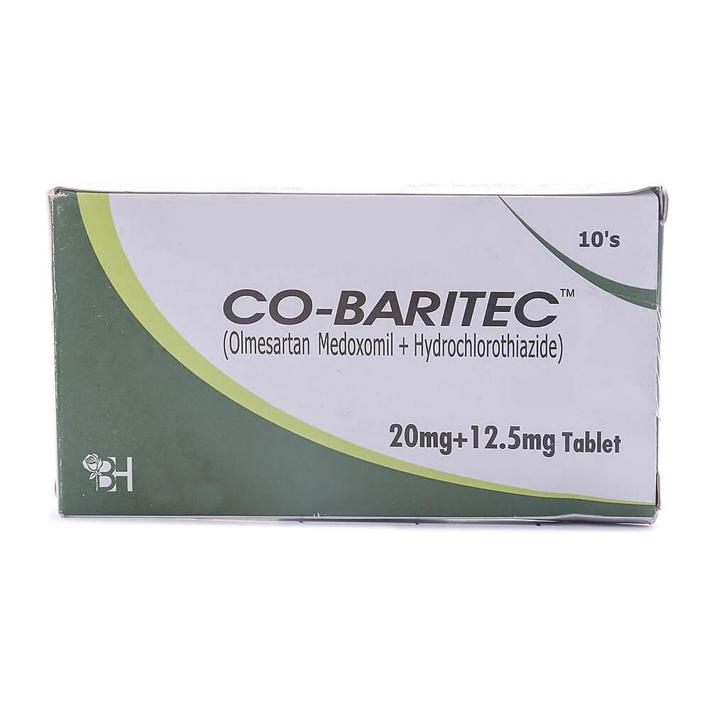 Co-Baritec 20/12.5mg