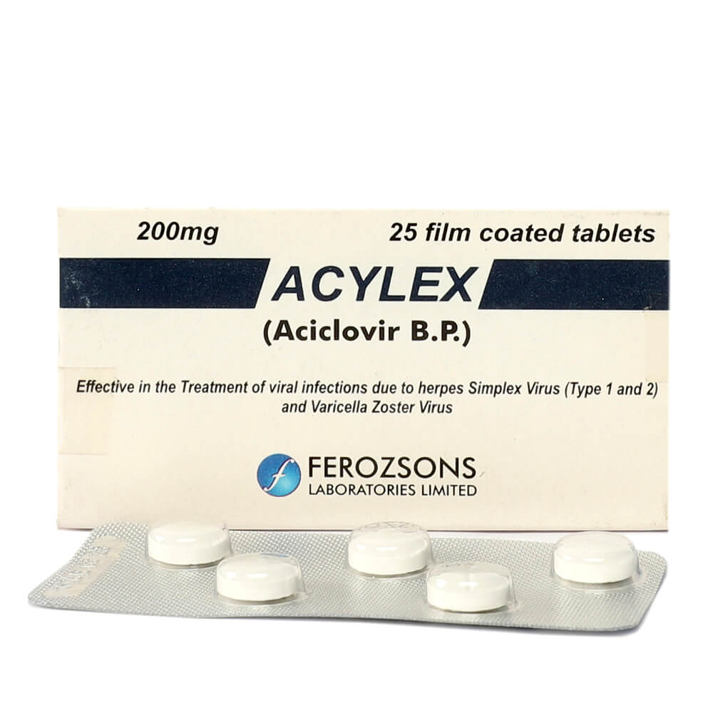 Acylex 200mg