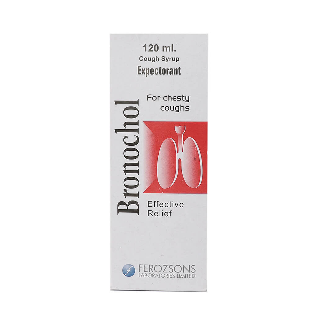 Bronochol 120ml