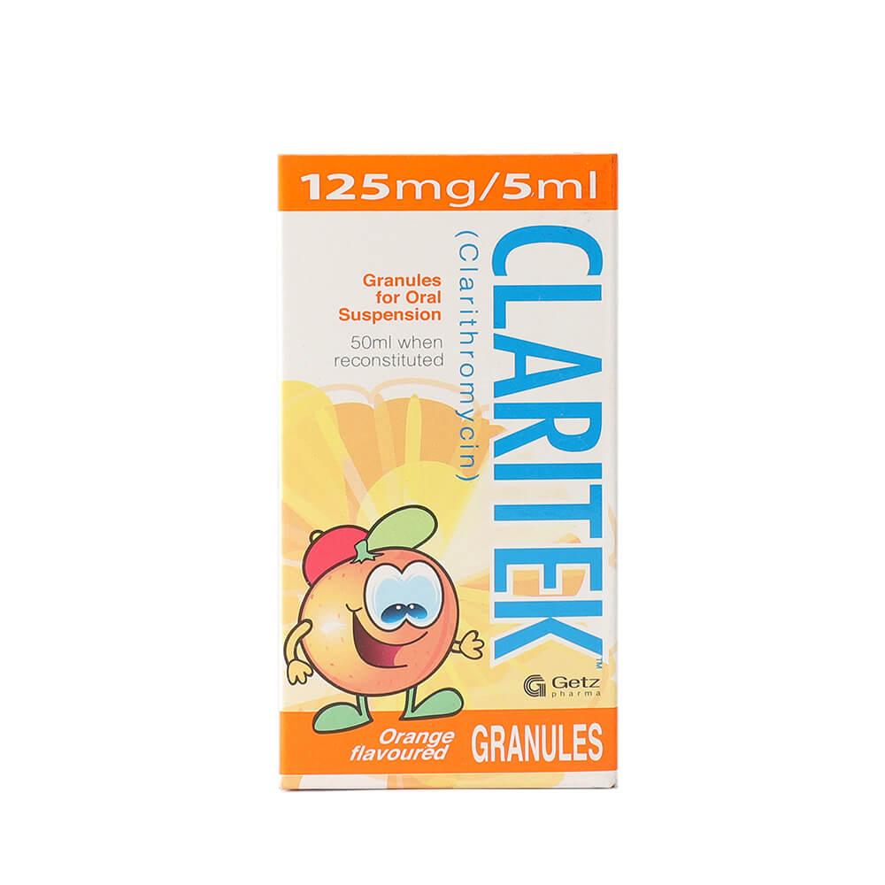 Claritek 125mg (50ml)