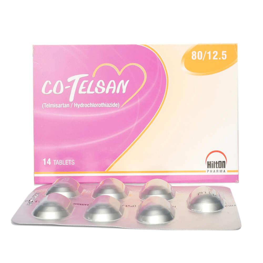Co-Telsan 80/12.5mg
