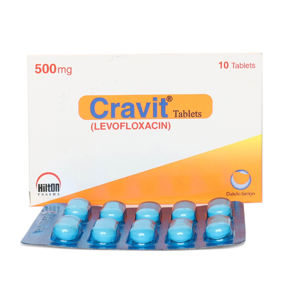 Cravit 500mg