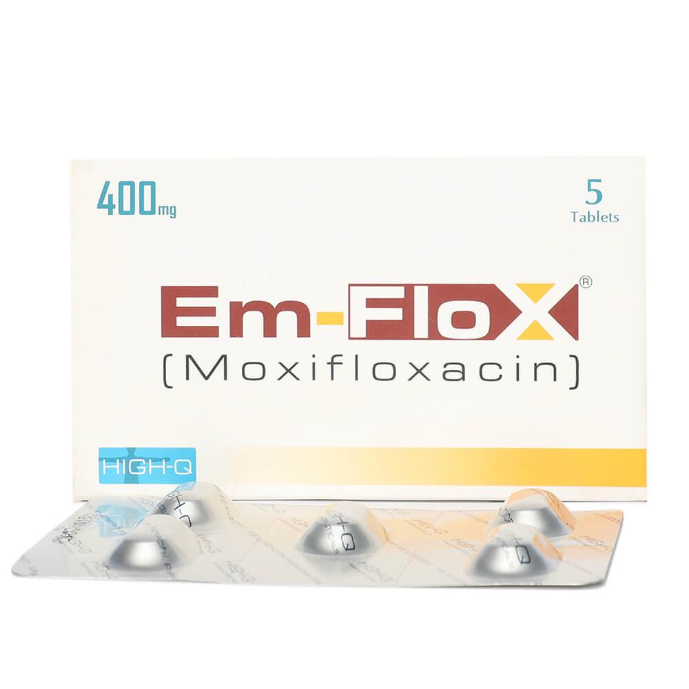 Em-Flox 400mg