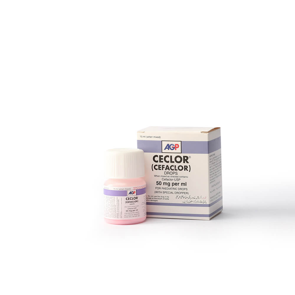Ceclor 50mg (15ml)