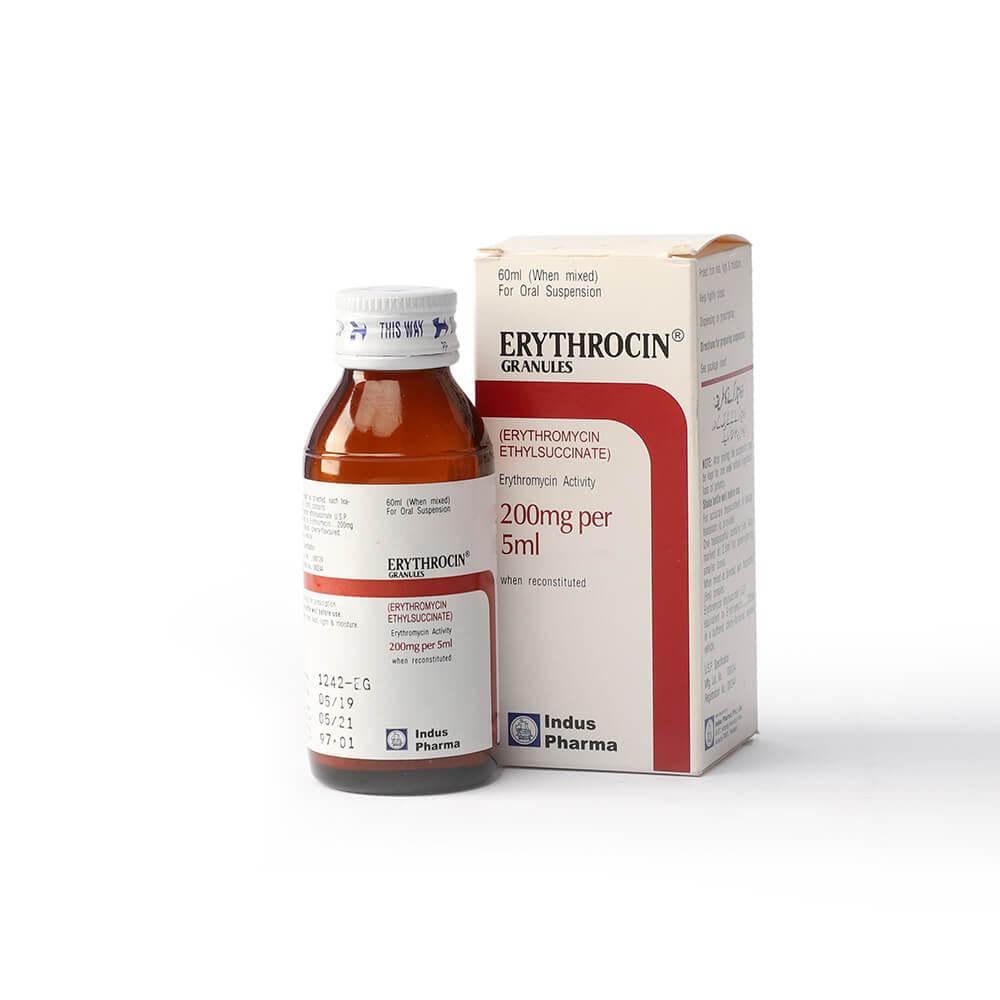 Erythrocin 200mg (60ml)