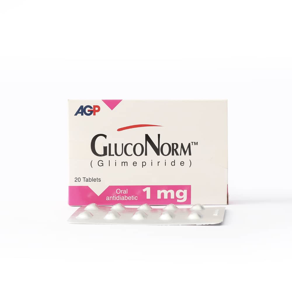 Gluconorm 1mg