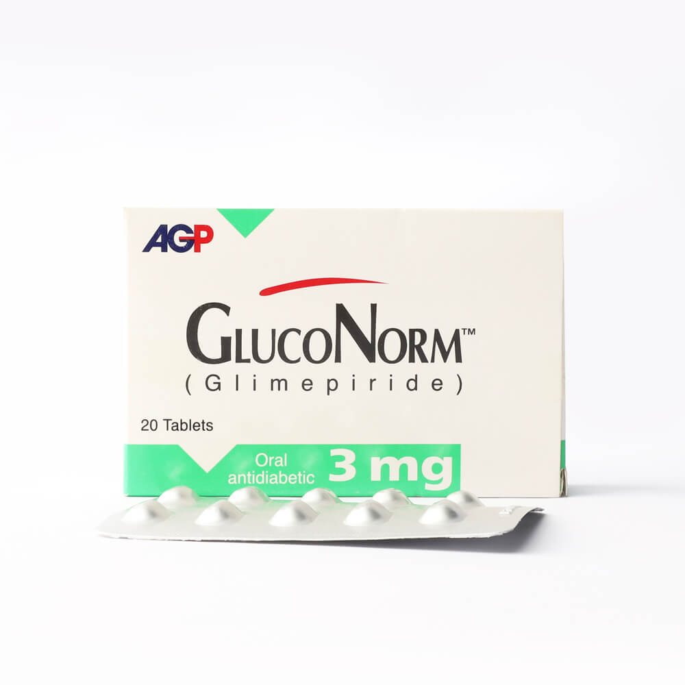 Gluconorm 3mg