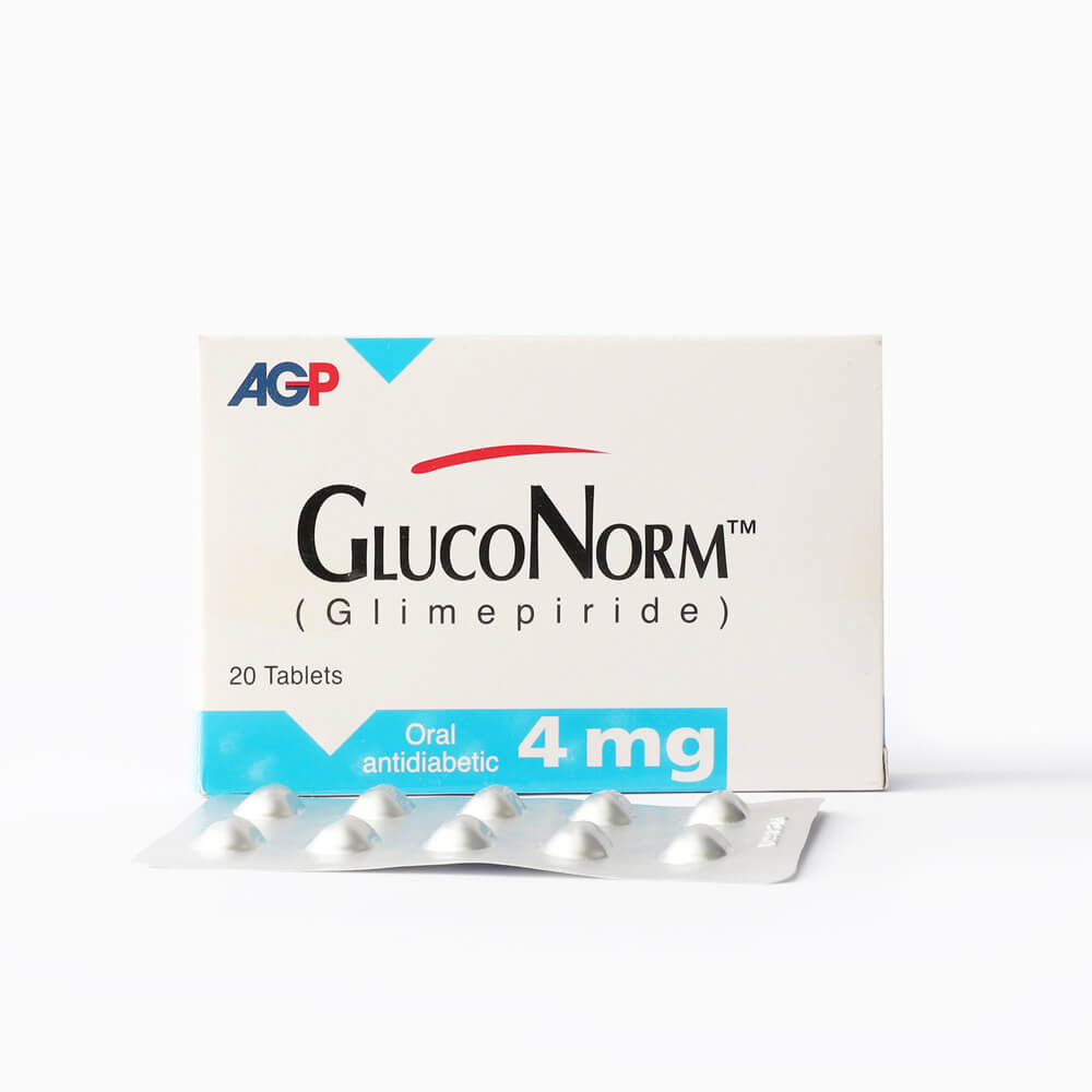 Gluconorm 4mg