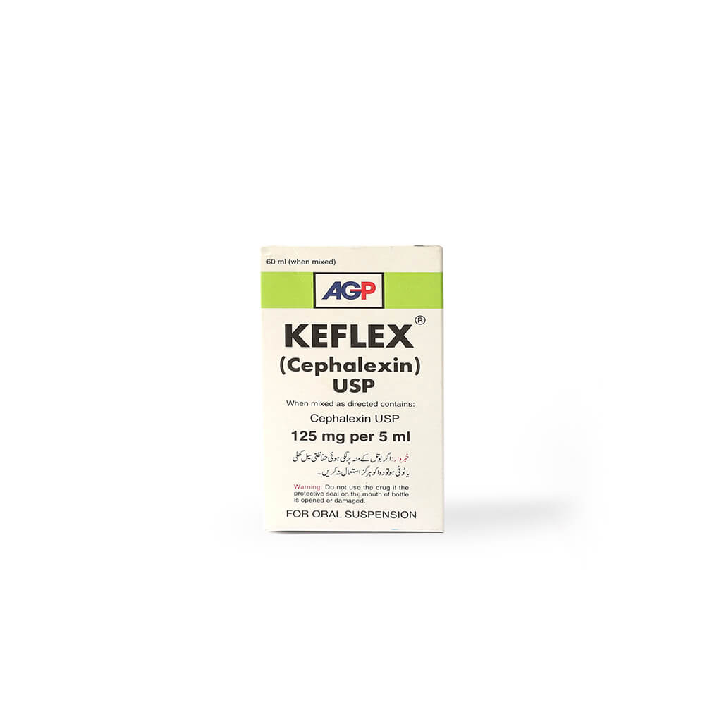 Keflex 125mg (60ml)