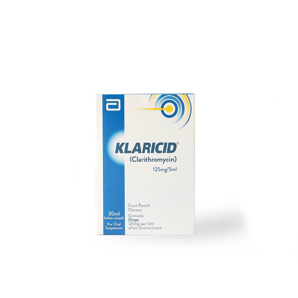 Klaricid 125mg (60ml)