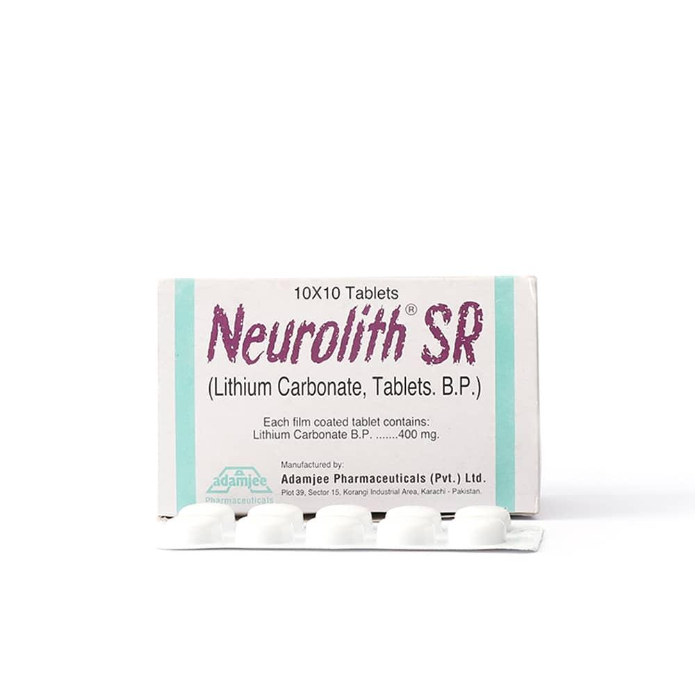 Neurolith SR 400mg