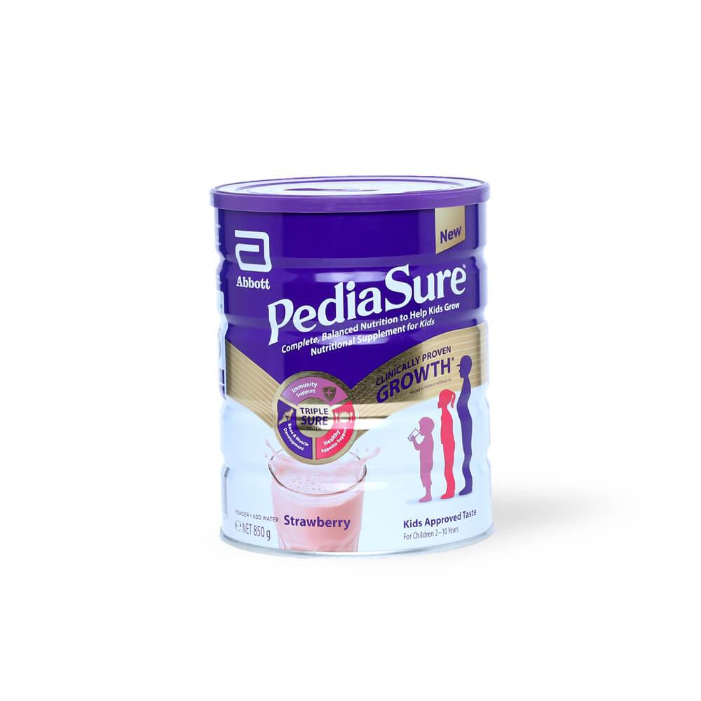 Pediasure Strawberry 850g