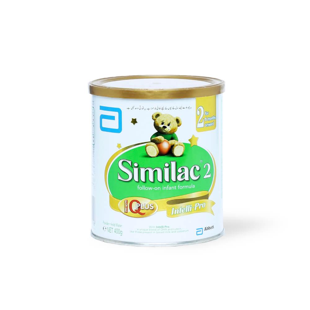 Similac-2 Infant Formula Plus Intelli-Pro 400g