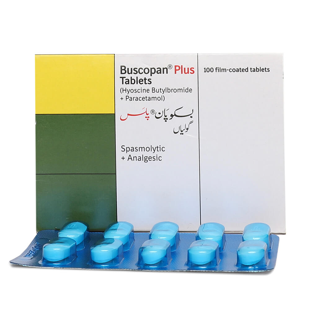 Buscopan Plus