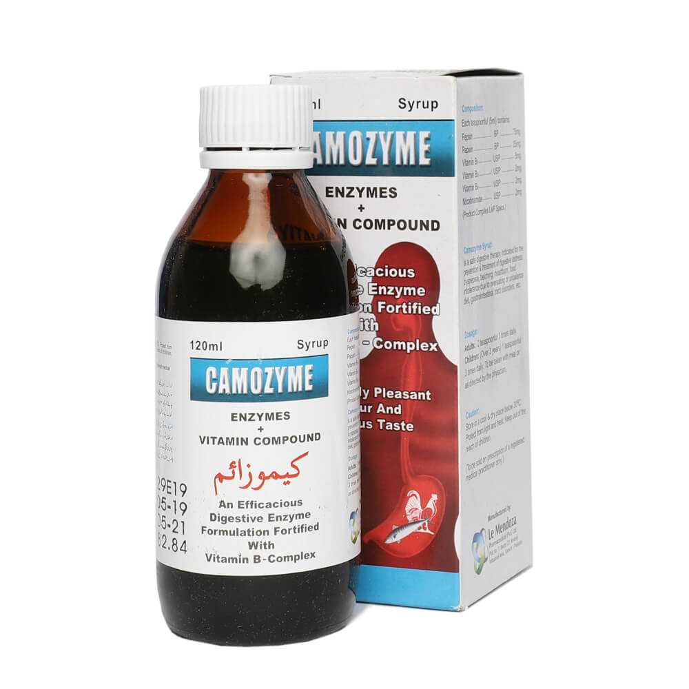 Camozyme 120ml