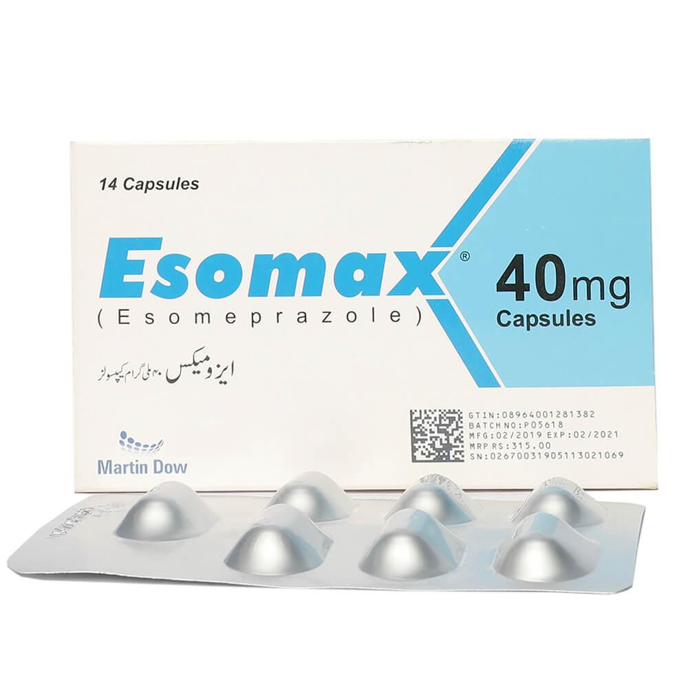 Esomax 40mg