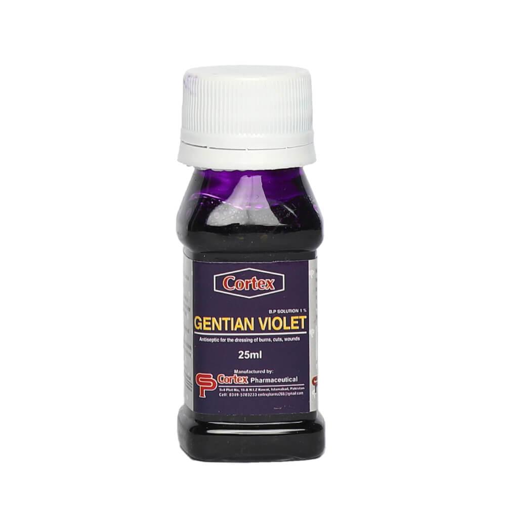 Gentian Violet 1% (25ml)