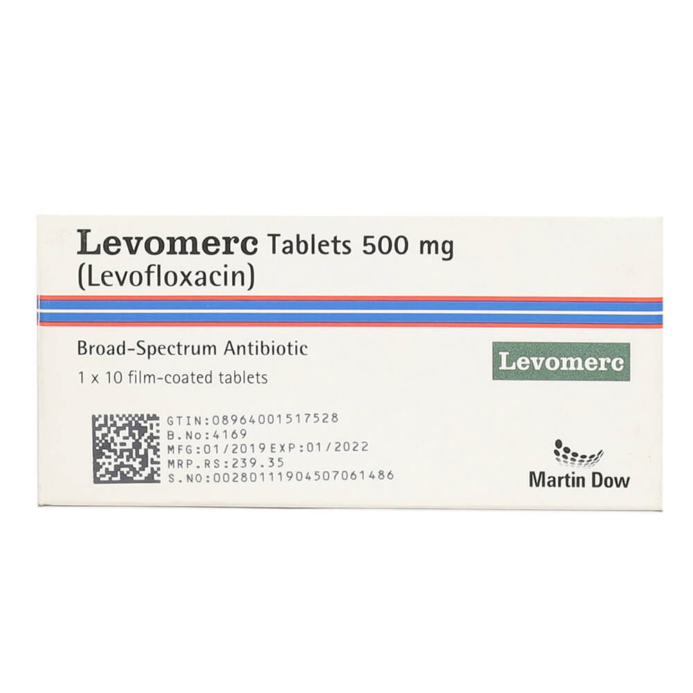 Levomerc 500mg