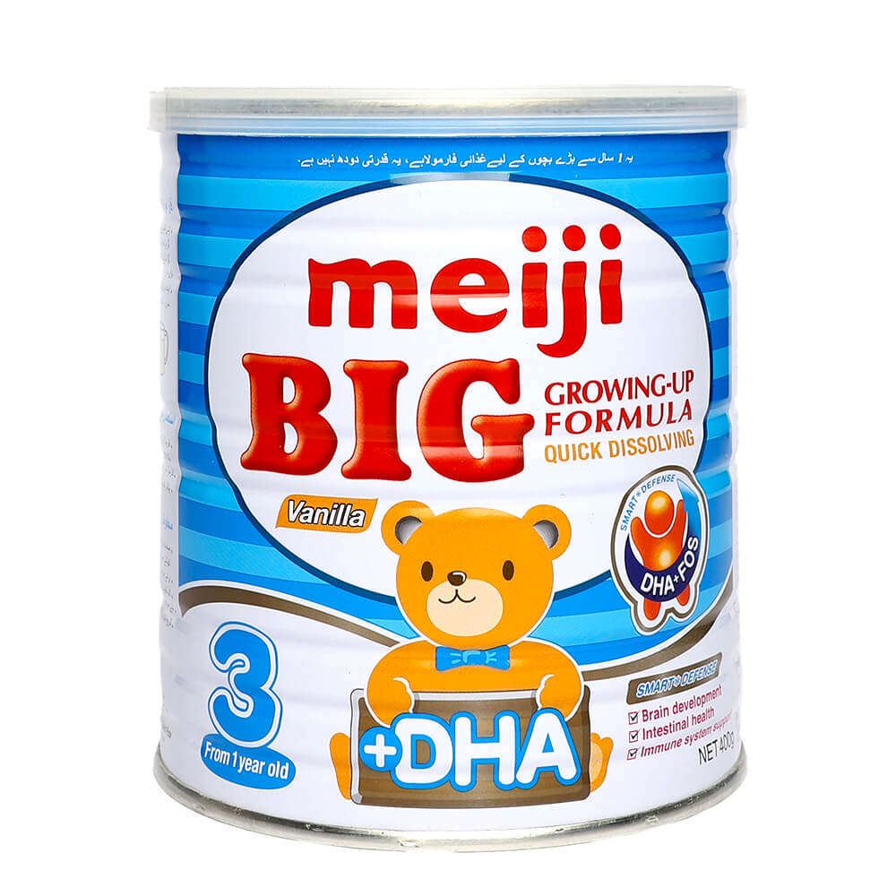 Meiji Big 400g