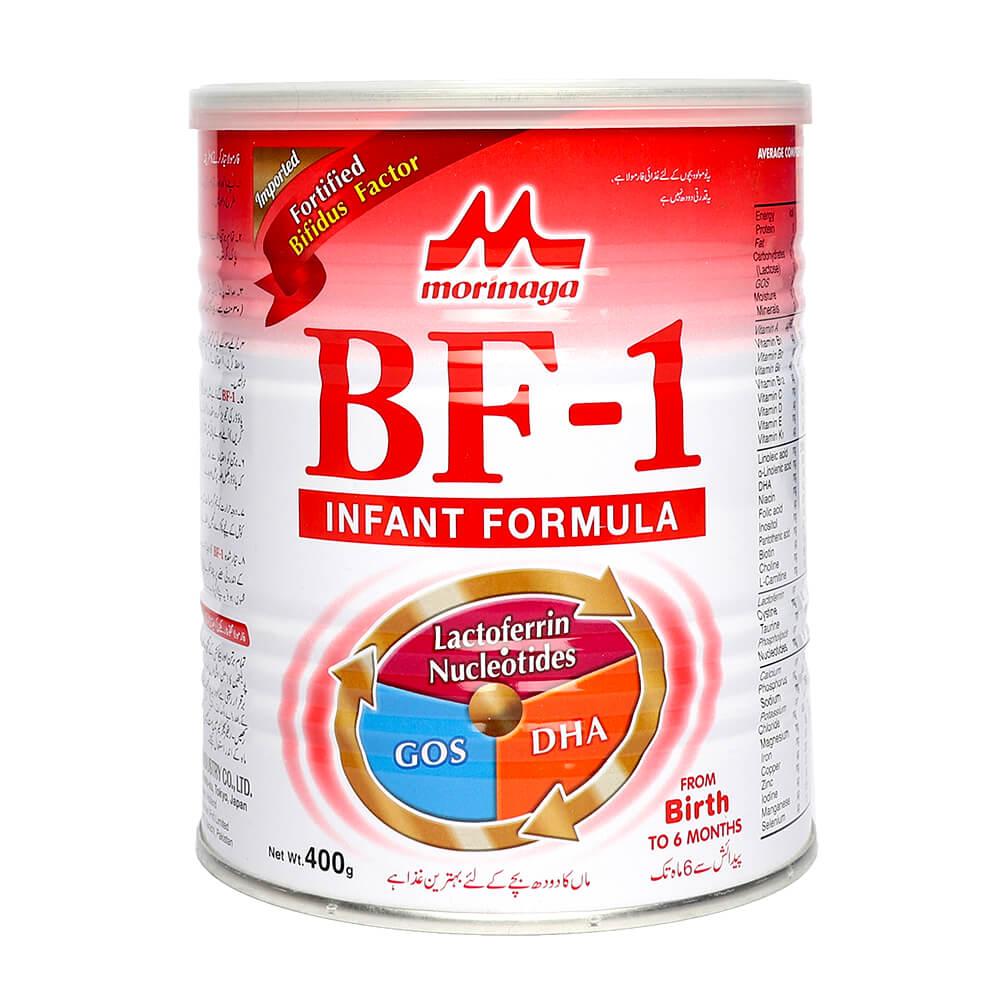 Morinaga Bf-1 400mg Infant Formula Milk