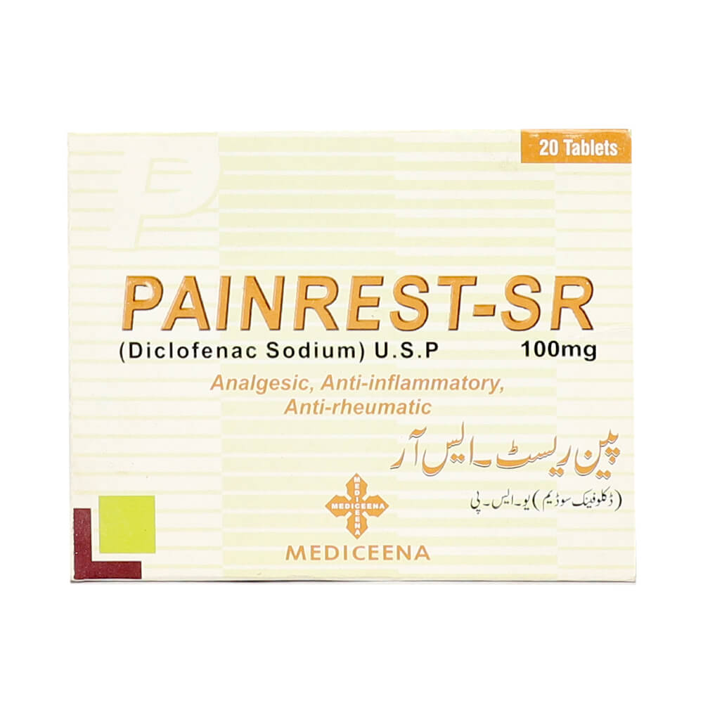 Painrest-SR 100mg