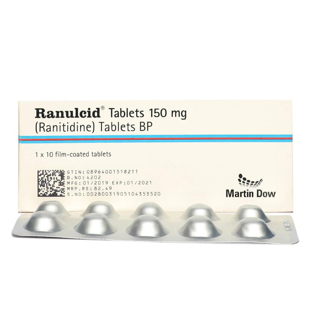 Ranulcid 150mg