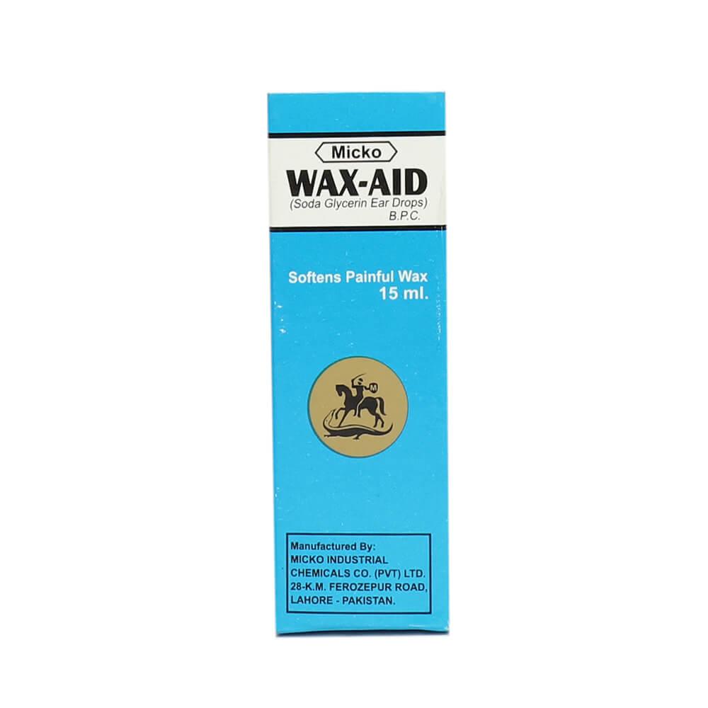 Wax-Aid 15ml